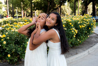 Lily's Quince Photo session